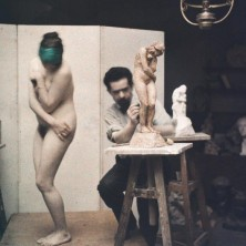 Léon Gimpel Atelier de sculpteur